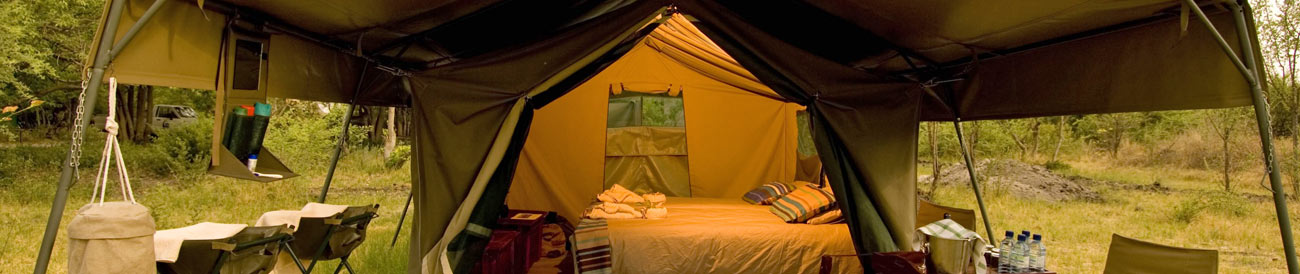Khwai Tented Camp